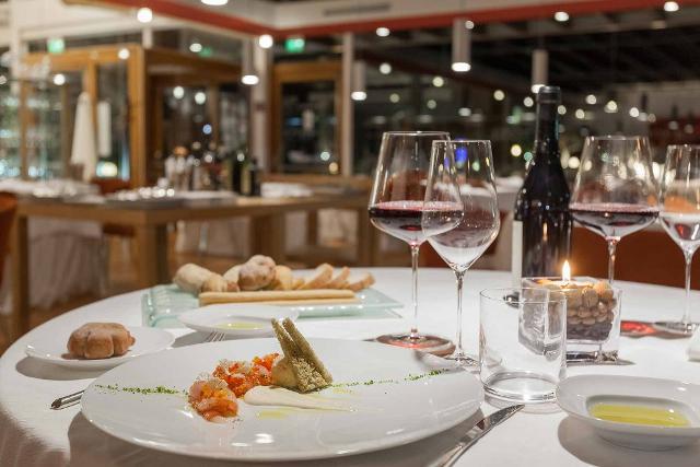 Il ristorante La Fenice a Ragusa
