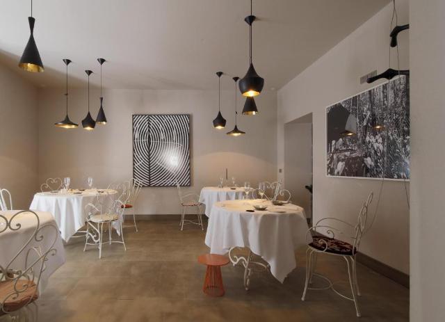 Il ristorante Shalai a Linguaglossa