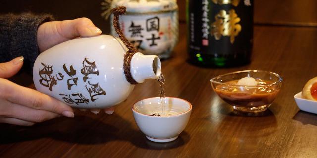 Il sake è la bevanda alcolica più tradizionale del Giappone
