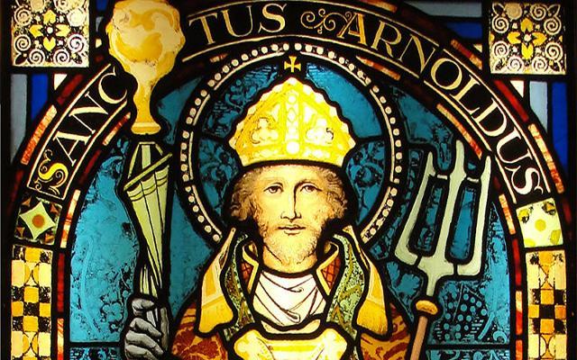 Sant'Arnoldo, protettore dei birrai