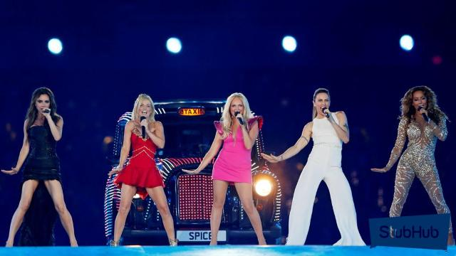 Spice Girls - Reunion Tour 2019