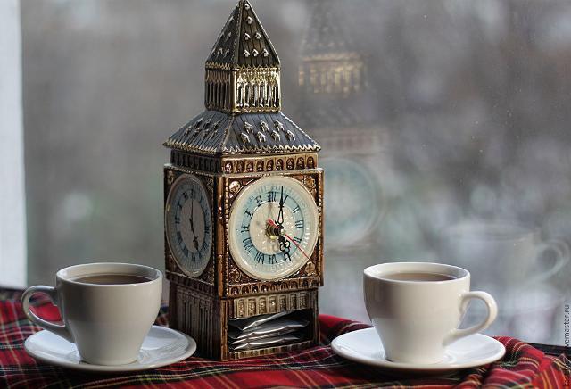 La famosa pratica del Tè delle cinque risale alla metà dell'Ottocento.