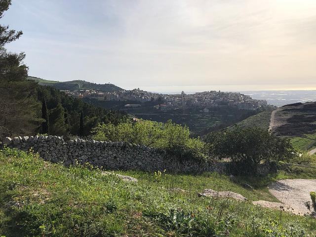 Una veduta di Chiaramonte Gulfi - ph Davide Mauro