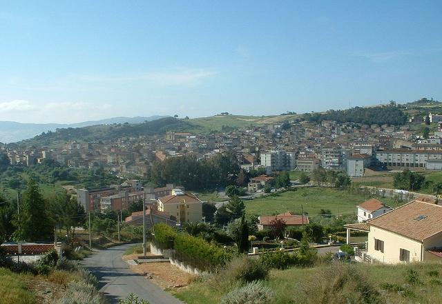 Panorama di Villarosa - ph Azotoliquido