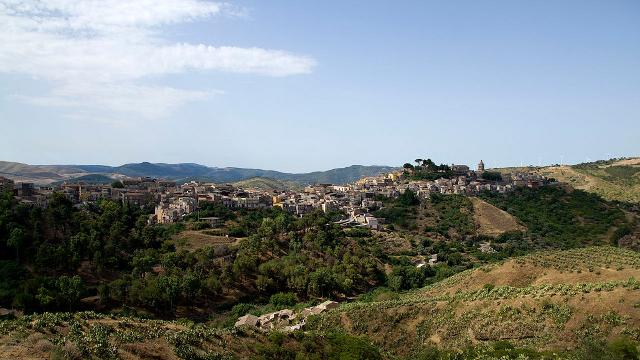Panorama di Vizzini - ph Trolvag