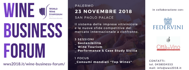 Wine Business Forum Palermo