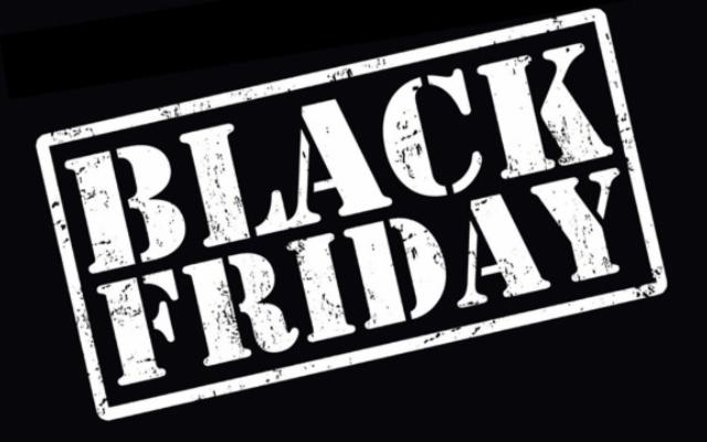Sale la febbre da Black Friday!