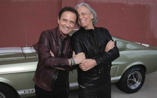 Roby Facchinetti e Riccardo Fogli 'Insieme Tour Teatrale'