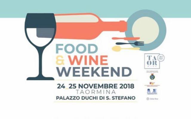 A Taormina, la prima edizione del Food & Wine Weekend