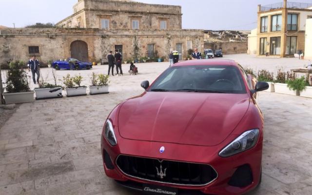 Maserati sceglie Marzamemi per il suo nuovo spot
