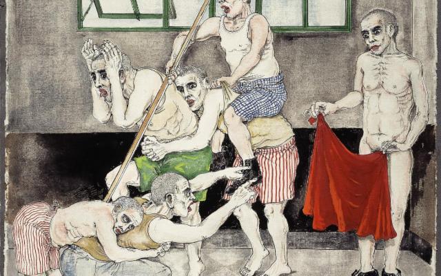 Frammenti di una visione, di Bruno Caruso