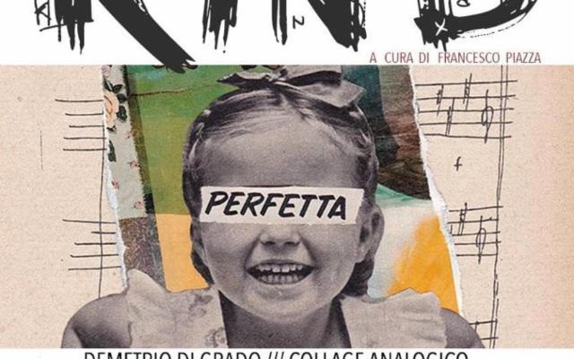 Collage Analogico, di Demetrio Grado