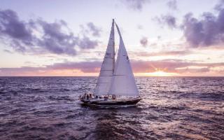 Alla Cala il varo di 2 barche a vele costruite dai ragazzi del Malaspina di Palermo
