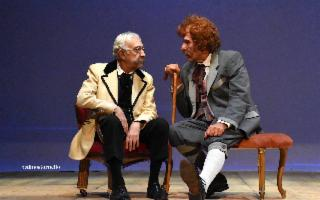 Filippo Mancuso e Don Lollò