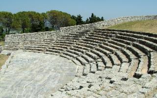 Il ''teatro del cielo'' di Palazzolo Acreide torna a vivere