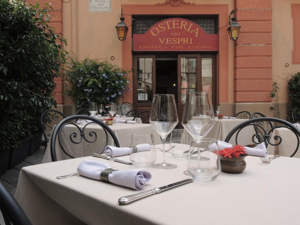 Osteria dei Vespri | Chef Alberto Rizzo | Palermo