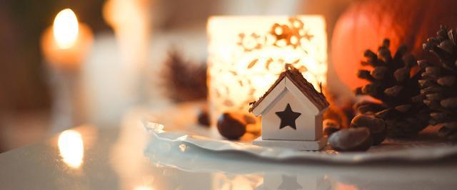 Se avete una casa piccola non riempitela con oggetti decorativi ingombranti...