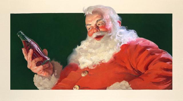 Il Babbo Natale di Haddon Sunblom