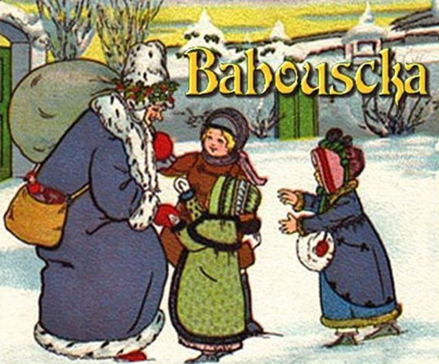 La Babushka - la Befana russa - visita le case dei bambini e lascia a tutti un dono, sperando che tra loro si nasconda anche Gesù