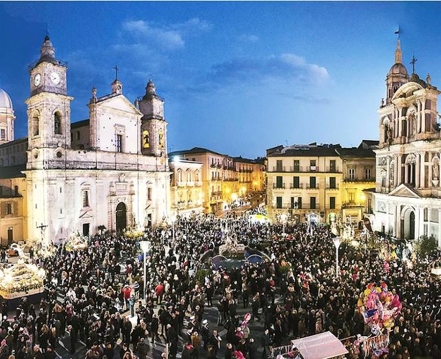 """Caltanissetta in festa per """"Turruni, il Festival del Torrone di Caltanissetta"""""""