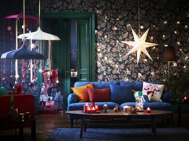 E con le lucine sprigioniamo tutta la magia del Natale!