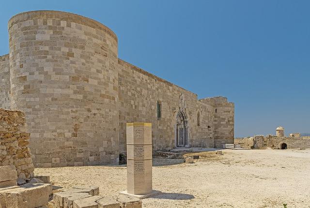Il Castello Maniace, la fortezza di Siracusa - ph Rabax63