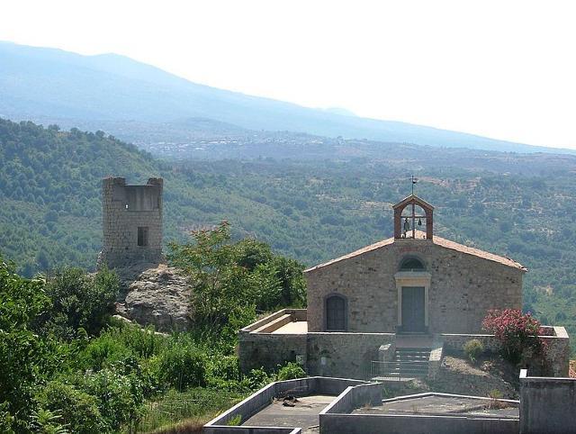 Chiesa di San Vincenzo e Cannizzu, Castiglione di Sicilia - ph Francescopapotto