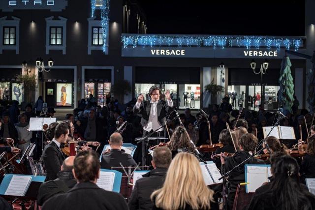 Concerto di Natale al Sicilia Outlet Village