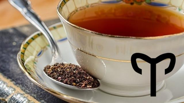 I nati sotto il segno dell'Ariete si abbinano con un English Breakfast Tea
