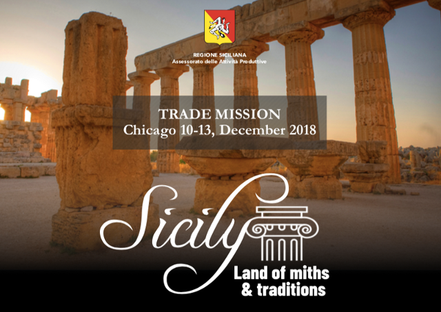 La Sicilia in missione a Chicago!