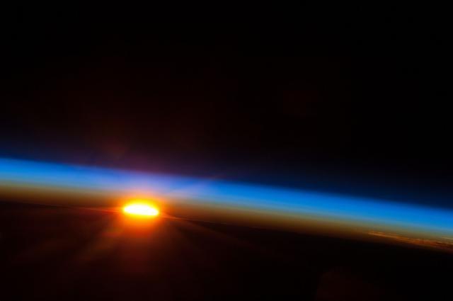 La nascita del Sole vista dallo spazio