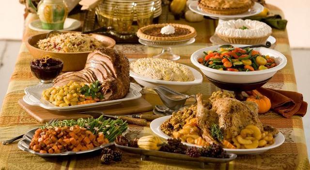 Per 7 italiani su 10 Natale fa rima con piatti tipici del territorio...