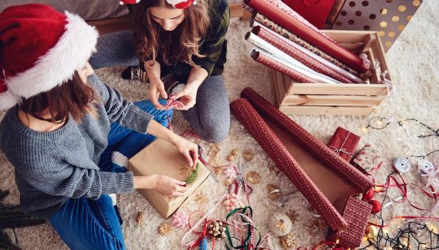 Lo studio analizza, per ogni gruppo di prodotti, l'aumento delle vendite che si registra a dicembre rispetto a novembre...