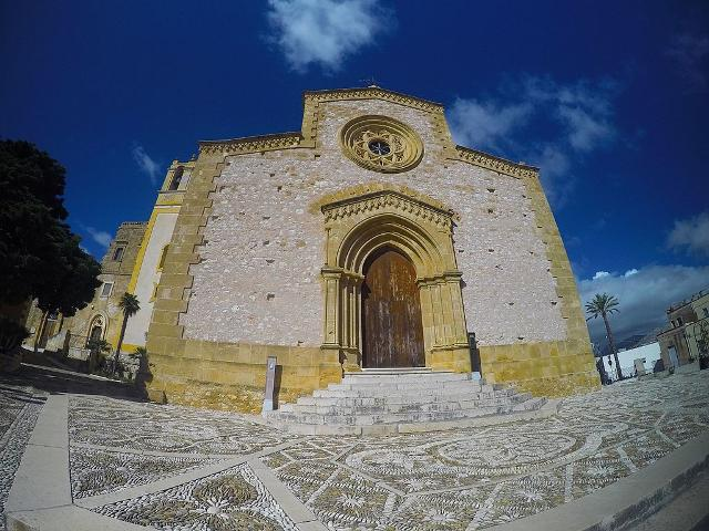Santuario di Maria SS. di Custonaci - ph Andrea Albini