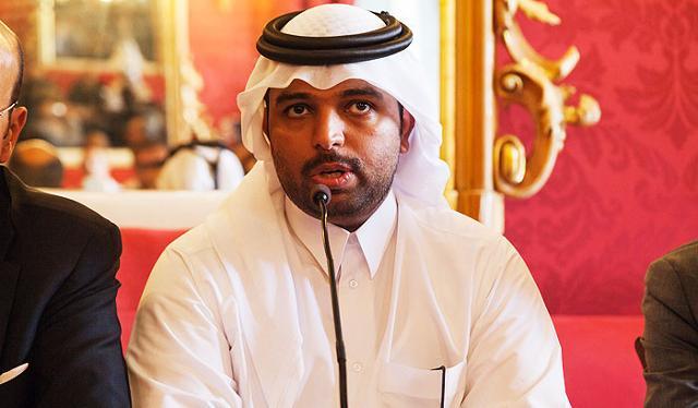 Lo sceicco del Qatar, Ali Bin Thamer Al Thani