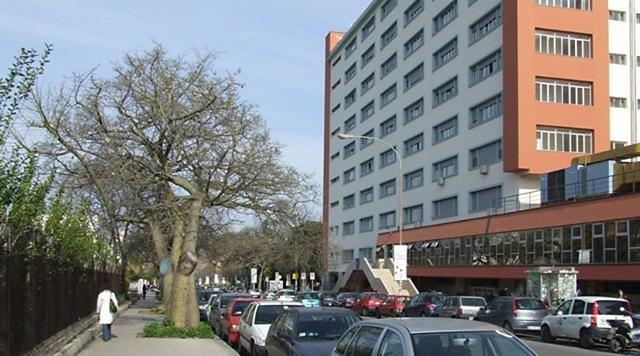 La sede ERSU Palermo nella cittadella universitaria