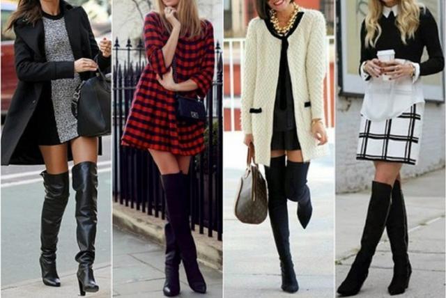 Nel cercare calzature da abbinare al proprio outfit, invece, preferiscono stivali...