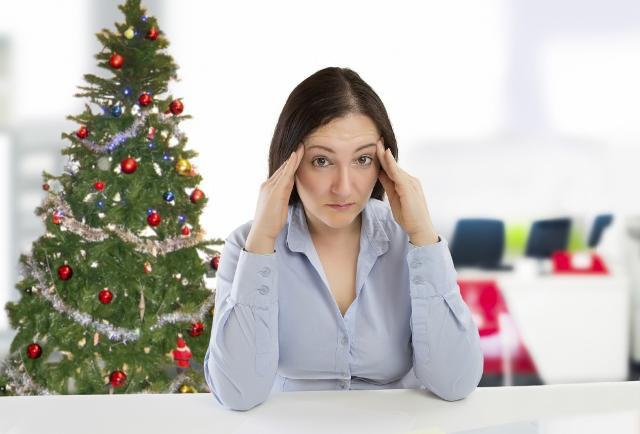 """Ad essere """"colpite"""" da stress da Office Christmas Party sono soprattutto le donne, che nella maggior parte dei casi sono le promotrici ed organizzatrici dell'evento..."""