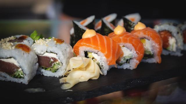 A Catania, tra i primi posti fra i food più ordinati a domicilio i piatti giapponesi.