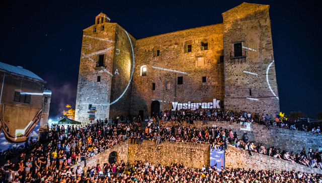 Ypsigrock Once Stage 2019