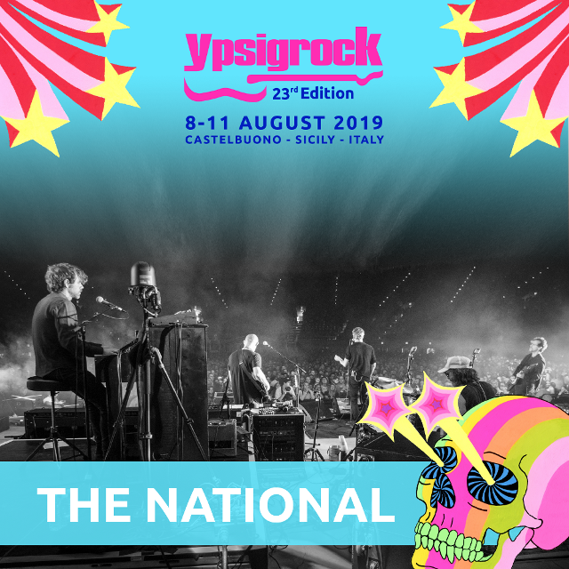 The National - Ypsigrock XXIII edizione