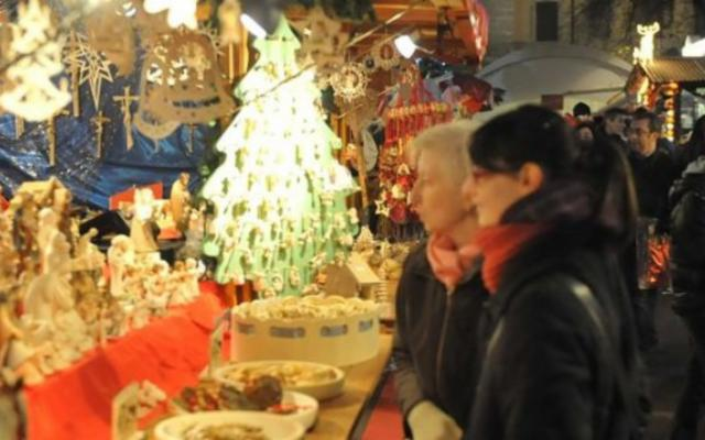 I Mercatini di Natale di Mirabella Imbaccari