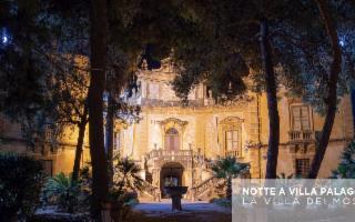 Notte alla Villa dei Mostri