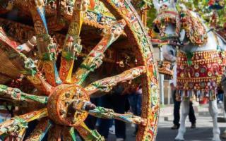 ''Il Tour del Carretto Siciliano'' - Convegno sugli Studi Demo-etno Antropologici