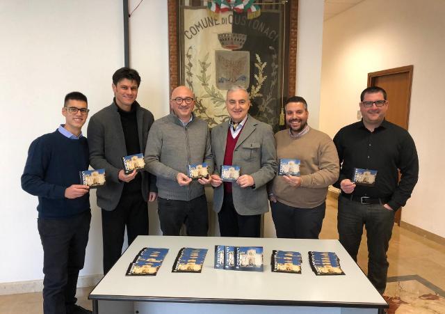 Nella foto da sx: G.Marco Castiglione, Nicola Santoro, Fabrizio Fonte, Giuseppe Bica, Francesco Minaudo e Giuseppe Santoro.