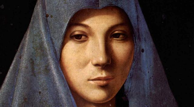 L'Annunciata di Antonello non si muove da casa sua