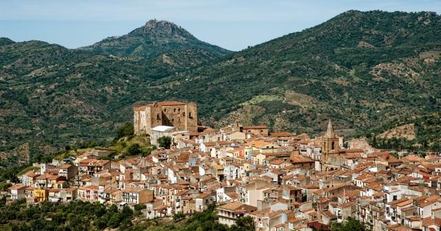 Panorama di Castelbuono