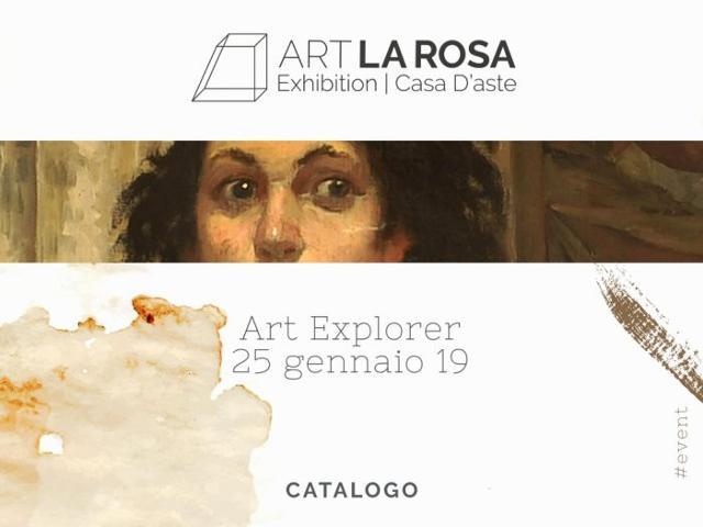 Il pubblico digitale può sfogliare sul web un ricco catalogo di dipinti...