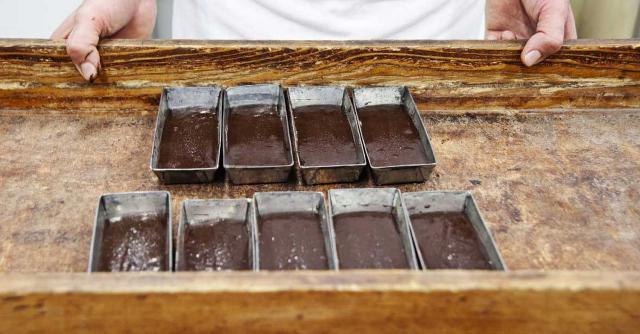 Lavorazione del Cioccolato di Modica Igp