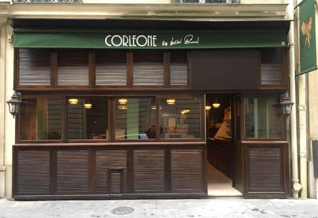 """Il locale """"Corleone by Lucia Riina"""""""